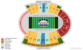 Find Tickets For Texas Bowl At Ticketmaster Com