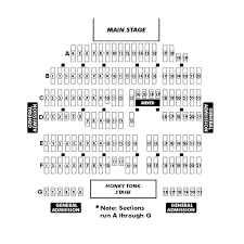 Billy Bobs Texas Fort Worth Tickets Schedule Seating