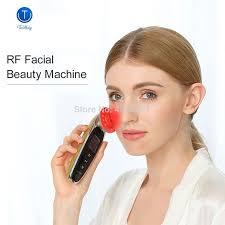 US $55.11 20% OFF Tinwong <b>RF Radio Frequency Facial</b> Lifting ...
