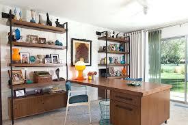 century office. Mid Century Office Modern Home Style Desk .