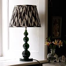 aurora table lamp in green from 80