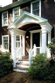 exterior doors paint ideas. portico a large porch usually with pediment roof supported by classical columns or pillarsbrown exterior door contemporary ideas modern interior paint doors