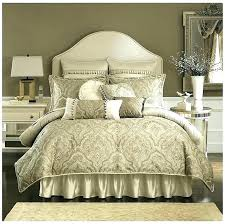 croscill bedspread comforter sets clearance bedding set full champagne home decor collections twin