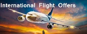 Image result for international flights offers