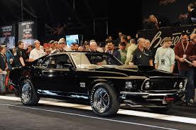 Barrett-Jackson 2013: 1969 Ford Mustang Boss 429 sells for ...