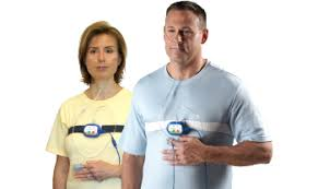 male and female patients wear sleepview