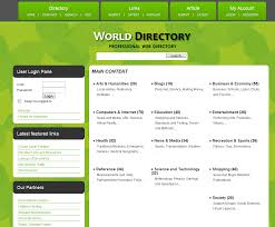 Template For Directory Php Link Directory Template Archive Searching Template