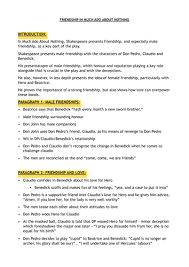 much ado about nothing essay plans by ellieg teaching much ado about nothing essay plans by ellieg42 teaching resources tes