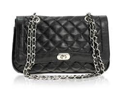 Quilted Double Chain Lock Shoulder Bag - Omiru: Style for All & quilted-double-chain-lock-shoulder-bag_101309 Adamdwight.com