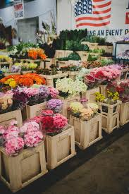 parison ping is very important at a place like the flower market where many vendors carry