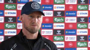 Danish goalkeeper Kasper Schmeichel ...