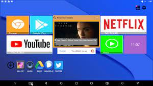 Mega TV Launcher for Android - APK Download
