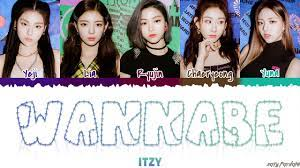 ITZY - 'WANNABE' Lyrics [Color Coded_Han_Rom_Eng] - YouTube