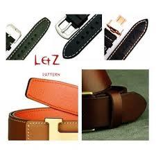 pdf leather punch patterns watch belt men belt women belt leathercraft tool digital punch round corner