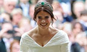 princess eugenie s wedding makeup artist finally speaks out about her stunning bridal beauty look