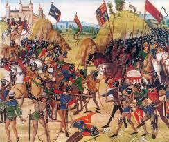 battle of cr eacute cy
