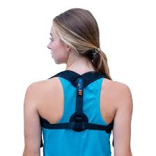 KOOLFIT Back Posture Corrector for Men and Women - Brace Adjustable Upper Support Pain Relief Comfortable Trainer RebateKey