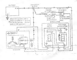 vw generator alternator conversion wiring diagram images diagram yesterdayu0027s tractors step by 12 volt conversion