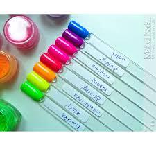 Neonový Pigment Papája P207