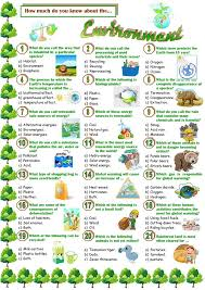 Environment Worksheets Free Worksheets Library   Download and ...