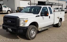 2013 Ford F250 Super Duty utility bed pickup truck | Item DB...