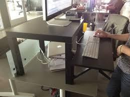 standing desk ikea. Interesting Desk Ikea Standing Desk For 22 For N