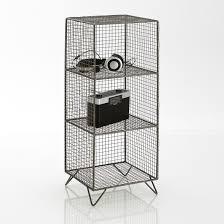 aréglo metal wire shelving unit metal la redoute interieurs la redoute