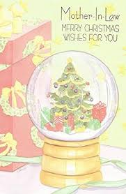 Office Christmas Wishes Amazon Com Mother In Law Merry Christmas Wishes For You G3