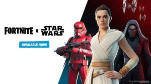 May the 4th (and Fortnite) Be with You ...