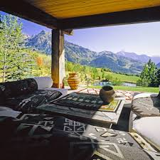 Tour Robert Redfords House In Sundance Utah