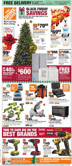 Home Depot - Black Friday Savings 2019 ...