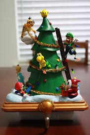 Super Mario Star Tree Topper  Shut Up And Take My YenSuper Mario Christmas Tree