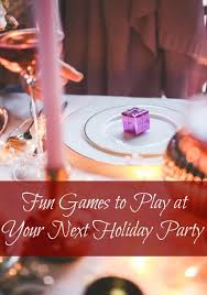Dirty Santa And More Super Fun Holiday Party Games