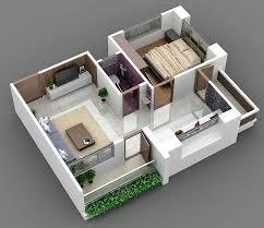 1 Bhk Layout Design 1 Bhk Home Design Layout Home Design