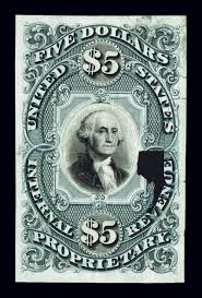 shreves philatelic galleries inc page  united states revenue proofs and essays continued