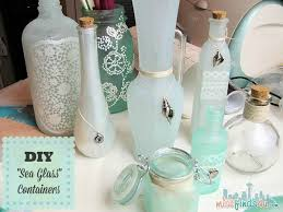 Ways To Decorate Glass Jars DIY Projects Sea Glass Tutorial Make Your Own Beach Decor 17