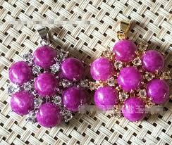 whole fine jade pendant naturally optimized women s purple gold plated jade silver inlaid jade sun flower pendant heart pendant necklace diamond pendant