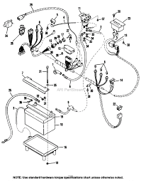 1692578 1718h 18hp hydro electrical main harness ⎙ print diagram