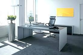 large white office desk. Office Desk Large Modern Glass Desks Home Design . White