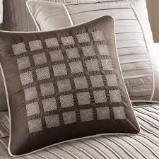 madison park trinity 6 piece duvet cover set full queen taupe ca home kitchen