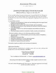 Excellent Assistant Store Manager Duties Resume 52 Lovely Store