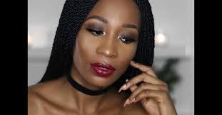 soft brown smokey eye makeup tutorial video