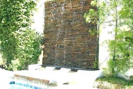 wall fountains for make outdoor wall water fountain outdoor wall waterfall outdoor wall fountains large