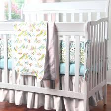dahlia crib bedding