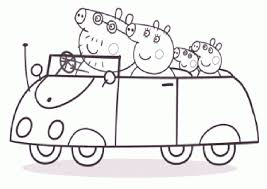 Small Picture Dibujo de Peppa Pig para imprimir y colorear