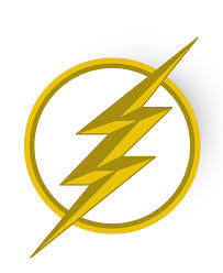 Flash logo [Original by /u/MaybePenisTomorrow] | The Flash ...