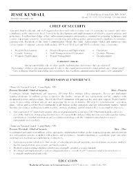 Sample Criminal Justice Resume Criminal Justice Resume Templates