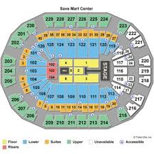 Always Up To Date Savemart Seating Chart For Concerts Save