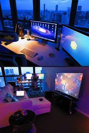 game room lighting ideas. game development battlestation via reddit user truevalhalla room lighting ideas
