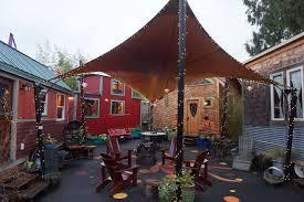 tiny house hotel portland. Simple Tiny Tinyhousehotel On Tiny House Hotel Portland L